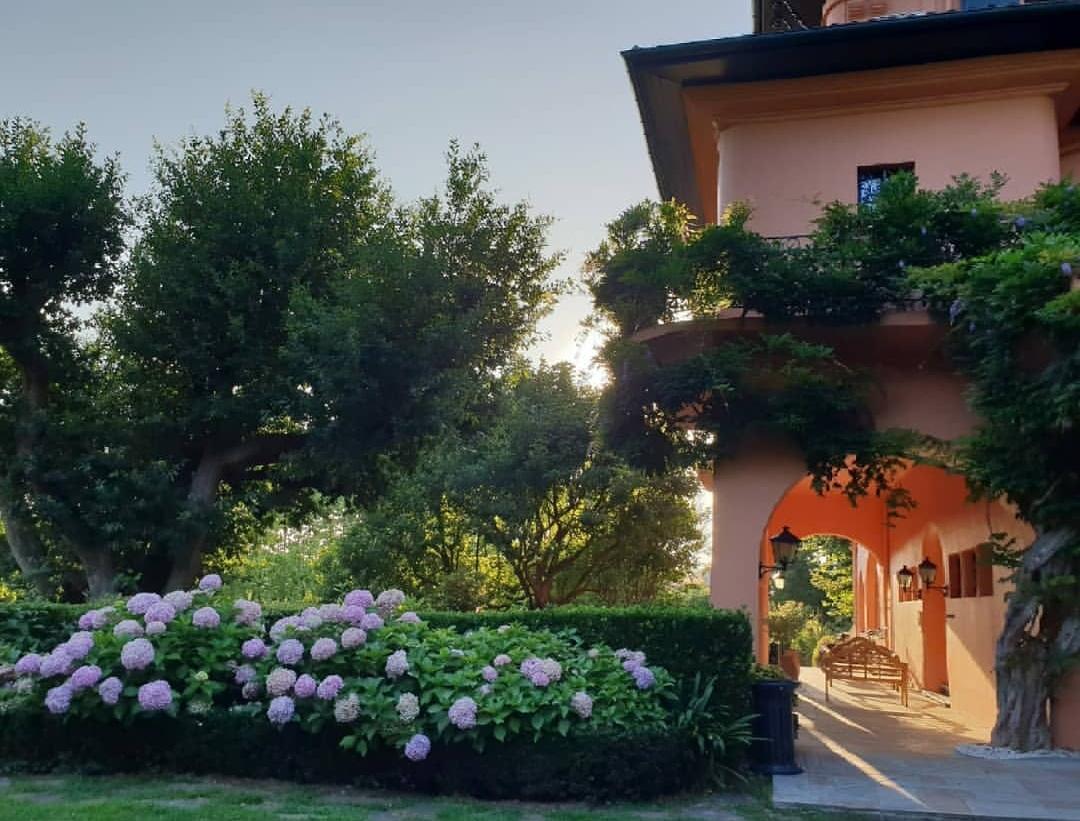 Hotel à Saint Jean de Luz, Le Chantaco, Pays basque, côte basque, jardins