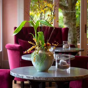espace lounge de l'Hotel à Saint Jean de Luz, Le Chantaco, Pays basque, côte basque