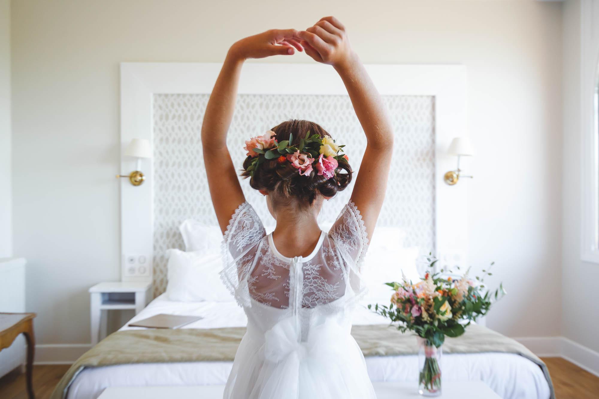 Mariage à l'Hotel de Saint-Jean de Luz Le Chantaco, Pays basque, Côte basque